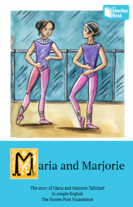 Maria and Marjorie